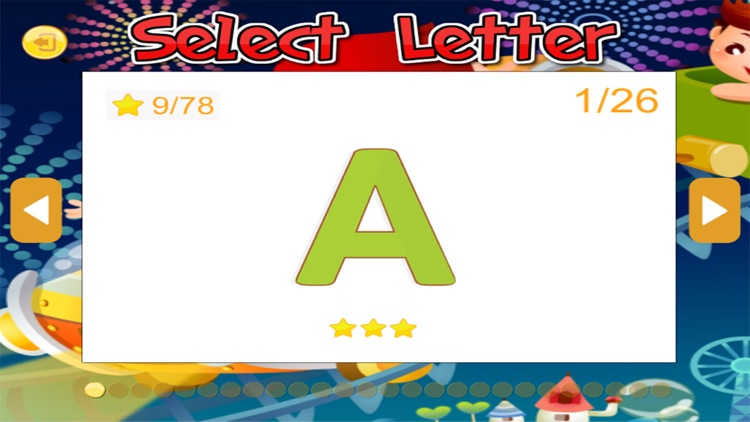 Alphabetty song Alphabet Tracing Coloring game screenshot-4