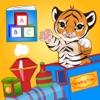 Reading Train: Alphabet Books, Songs & Games - iPadアプリ