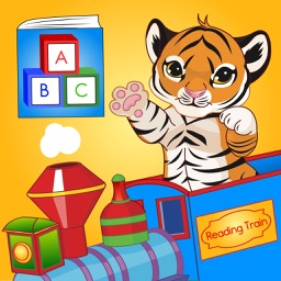 Reading Train: Alphabet Books, Songs & Games