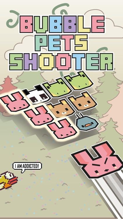 Bubble Pets Shooter - Shoot The Animals