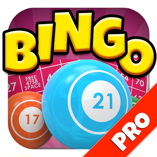 A Bingo Party Game: Big Bash Edition - Pro