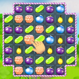 Jelly Blast Match 3: Fruit Mania For Kids