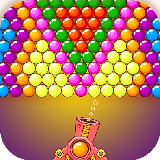 Bubble Time Blast Shooter - New Funny Games