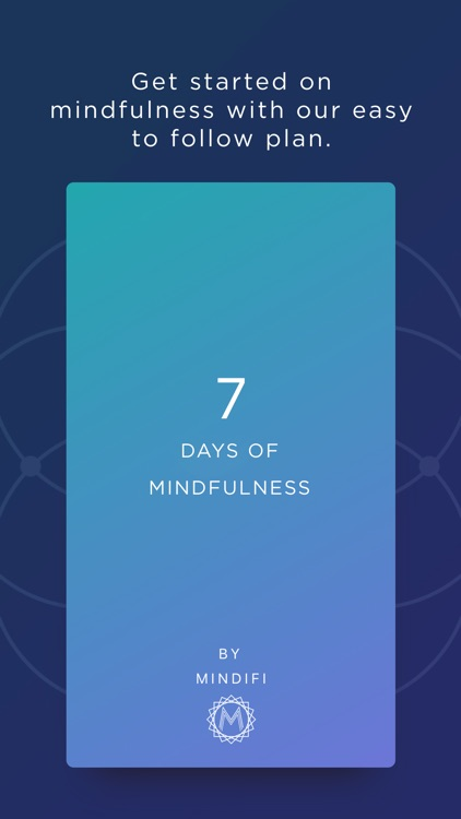 7 Days of Mindfulness screenshot-0