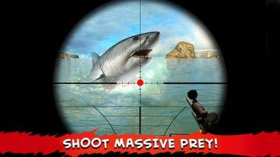 Screenshots of Hungry Piranha Hunting - Shark Spear-fishing world for iPhone