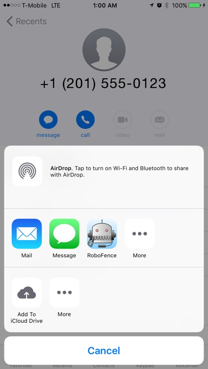 RoboFence - Block Robocalls, Respects Your Privacy screenshot-4