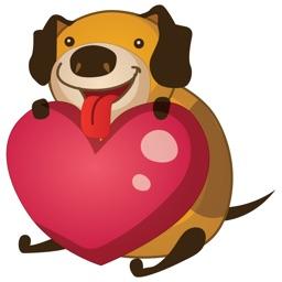 Cute Dog Stickers Vol 01