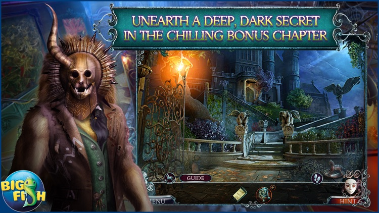 Phantasmat: Behind the Mask (Full) screenshot-3