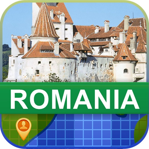 Offline Romania Map - World Offline Maps