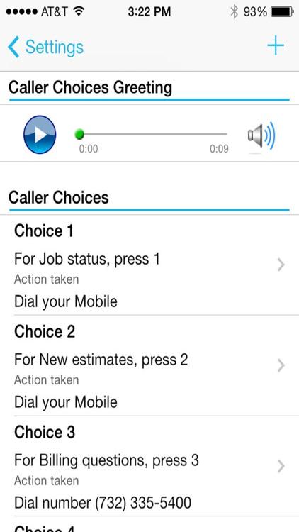 BusinessCall 2nd Line screenshot-4