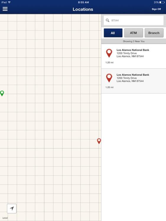 LANB Mobile Banking for iPad screenshot-4