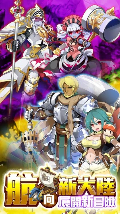 Garena 劍與魔法王國-無體力限制RPG