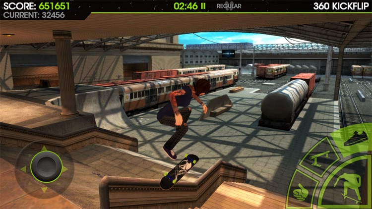 Skateboard Party 2 Lite screenshot-0