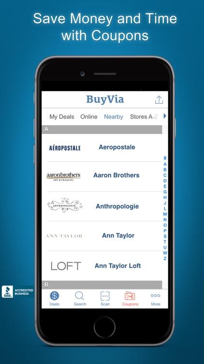 BuyVia - Best Deals, Shopping, Sales, Freebies screenshot-4