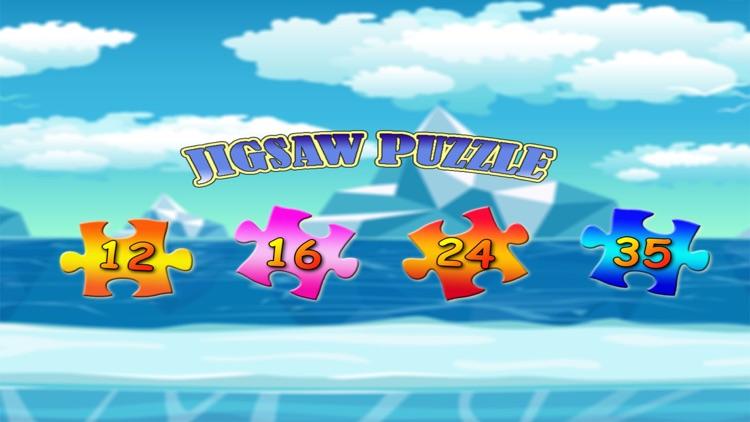 Squid Jigsaw Puzzle screenshot-4
