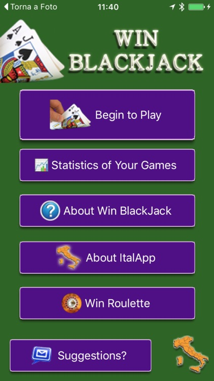 Win BlackJack - use the basic strategy to win your games