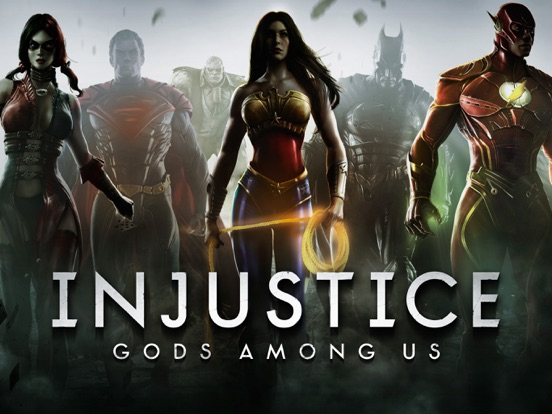 Injustice: Gods Among Us Скриншоты7