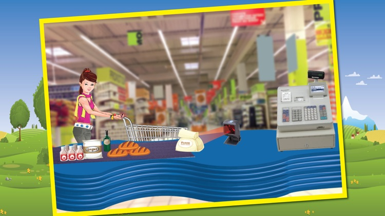 Supermarket boy food shopping - A crazy market cleanup & grocery shop game screenshot-4