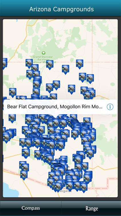 Arizona Campgrounds