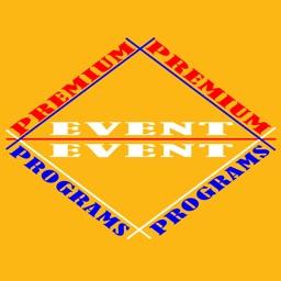Premium Event Programs
