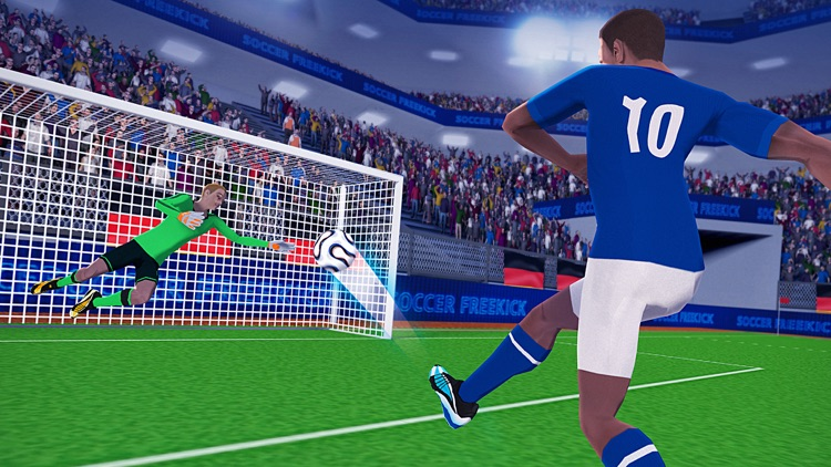 FreeKick Soccer - World Free Kick & Goalie Cup
