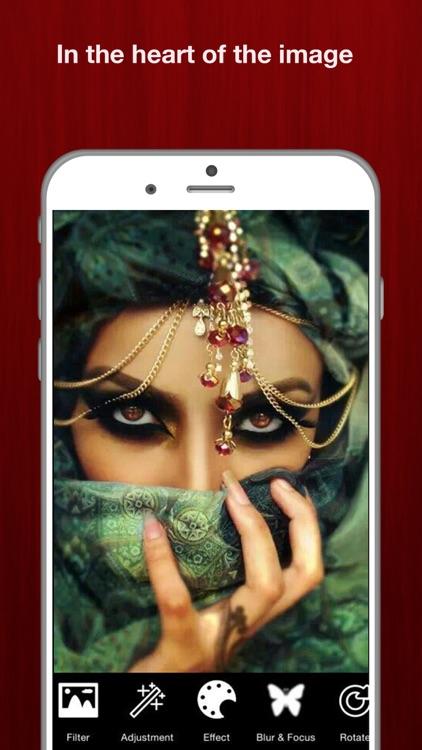 Quick Edit Pro - Best Free Photo & Image Editor