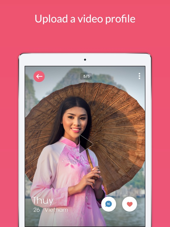 Viet Social - Dating App. Meet & Chat with Singles