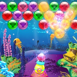 Bubble Burst Shooter Mania