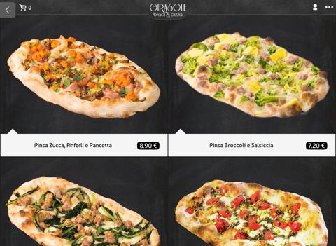 Girasole Braci & Pizza - náhled
