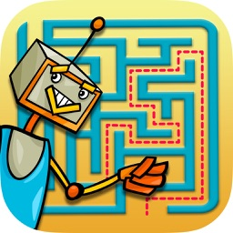 Mazes for kids – brain games & puzzle