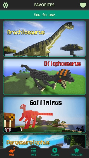 Jurassic Craft Mods Guide for Minecraft PC Edition on the App Store