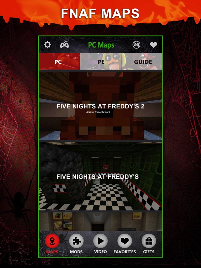 FNAF Maps FREE - Map Download Guide for Five Nights At