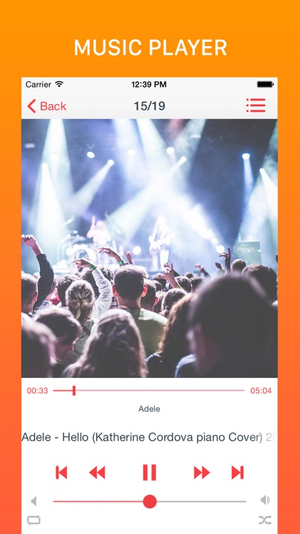iPlay iMusic: Box Music Player for SoundCloud