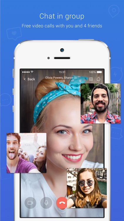 YapApp free video calls and chat screenshot-3