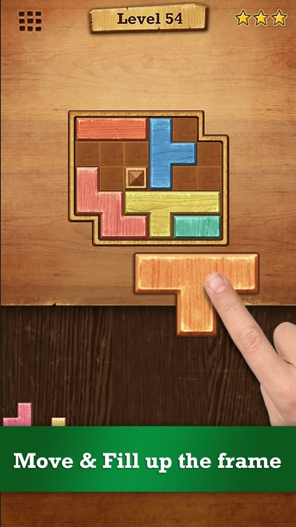 Wood Block Puzzle screenshot-0