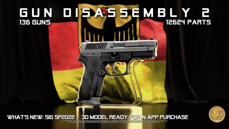 Gun Disassembly 2 screenshot-0