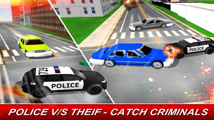 Police VS Thief 2017