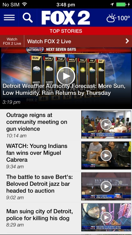 FOX 2 Detroit screenshot-1