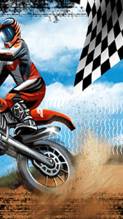 我的越野摩托车极限挑战赛! Moto