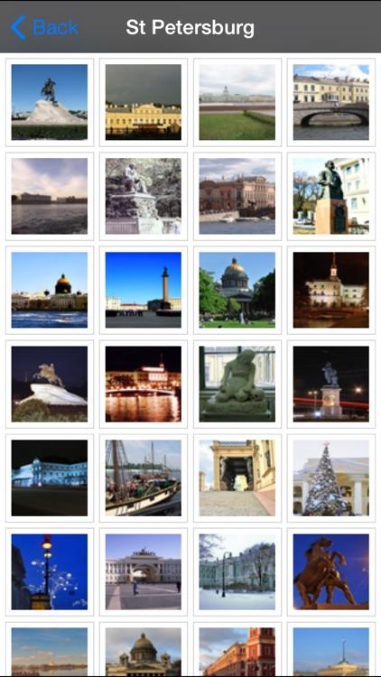 St Petersburg Offline Travel Guide