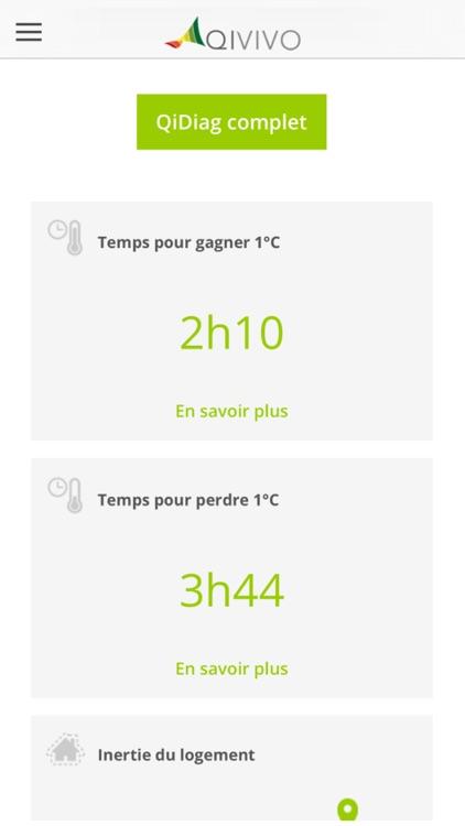 Qivivo Thermostat screenshot-3