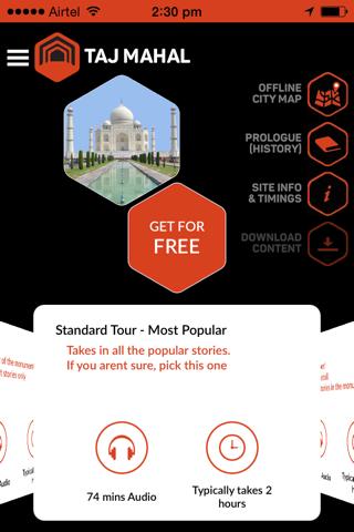 CaptivaTour Travel Audio Guide - náhled