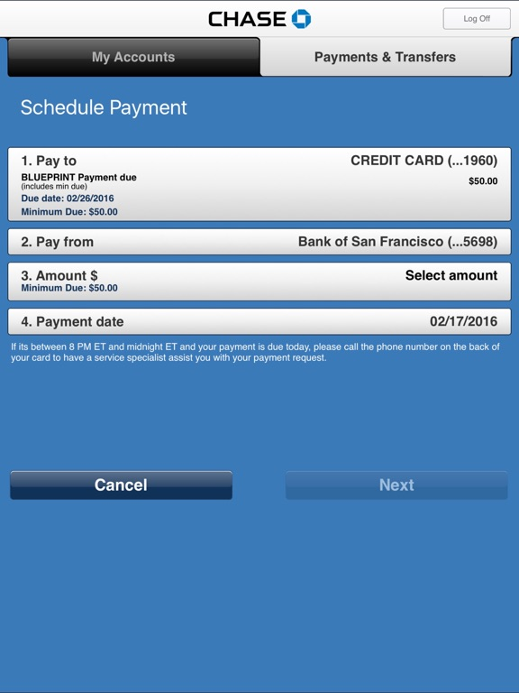 Chase Mobile - AppRecs