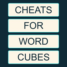 Activities of Cheats for Word Cubes - Bubbles Crossword for Brain Puzzle Lovers