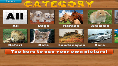 Jigsaw Puzzles! screenshot two