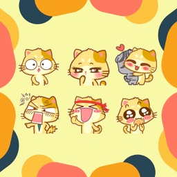 Cute Animated Cats Gifs & Emojis & Stickers New