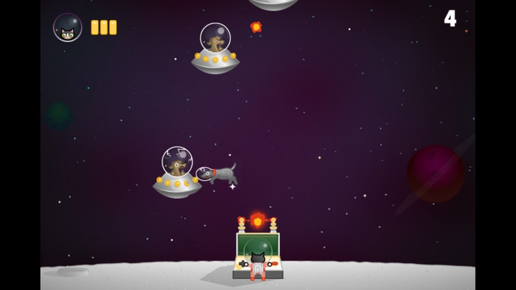 Cats in the Space screenshot-3