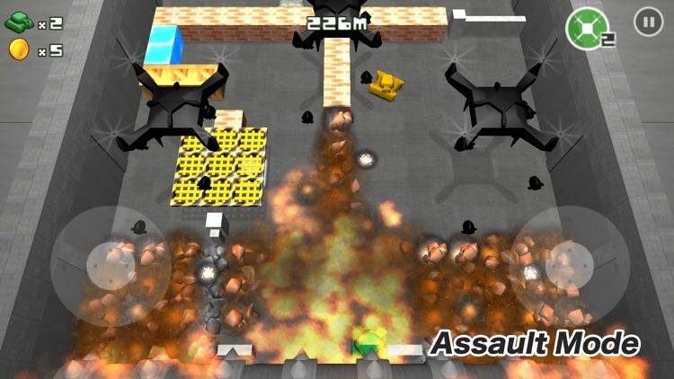 Pocket Tank Bang screenshot-0