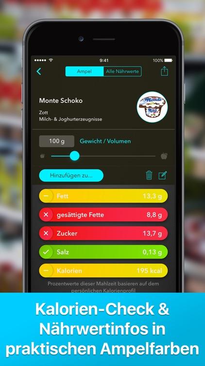 FoodCheck - Lebensmittelampel screenshot-0