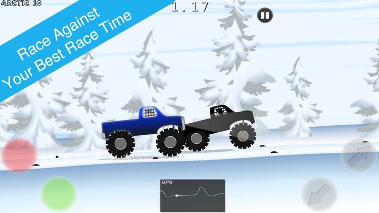 Siberian Monster Truck Rally screenshot-0